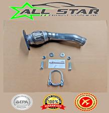 fits> Front Repair Flex Pipe Chevrolet Malibu Pontiac G6 2007-to-2010 3.5L/3.9L