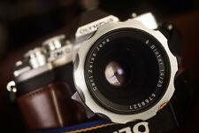 Carl Zeiss Biotar 25mm f1.4 Micro4/3 modded professionally.