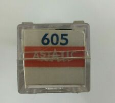 ZENITH 142-150 PHONO CARTRIDGE/NEEDLE IN ASTATIC 605 PKG., NOS
