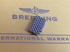 Two genuine Breitling Ocean Classic mesh style links 20mm in steel