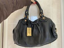 Marc By Marc Jacobs Classic Q Groovee Bag Black