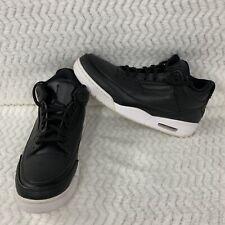 Jordan Retro III 3 Cyber Monday Black White 136064-020 Men's Size 13