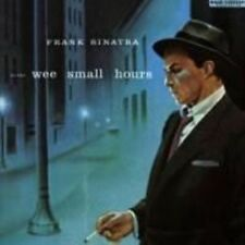 Frank Sinatra in The Wee Small Hours CD 16 Track European Capitol 1991