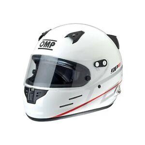OMP GP8 EVO Motorsport FIA 8859-2015 mit Hans®
