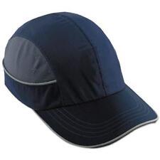 Ergodyne Corporation 23345 Skullerz 8950 Bump Cap, Long Brim, Navy