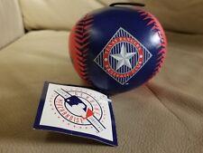 Vintage Texas Ranger Soft Plush Baseball