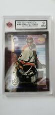 Roberto Luongo 1999-00 Gold Foil Rookie Hockey Card KSA Graded 9!!!