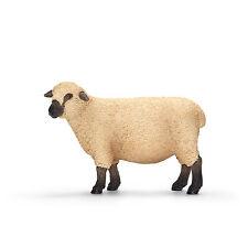 T4)  Schleich 13681 Shropshire Schaf Bauernhof Schleichtiere