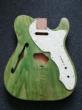 telecaster thinline semi hollow guitar body