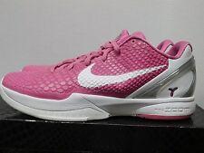 "Nike Zoom Kobe VI 6 ""KAY YOW"" SZ 12 PINK FIRE THINK PINK 429659 601"