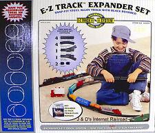 HO Scale Model Railroad Trains Layout Bachmann EZ Track Steel Alloy Expander Set