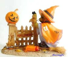 Cherished Teddies Claire Halloween Limited To 600 Pieces Worldwide Autumn 2013