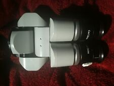 ZEISS OPMI SURGICAL MICROSCOPE 0-180 BINOCULARS f=170 T* 12.5 x eye Warranty