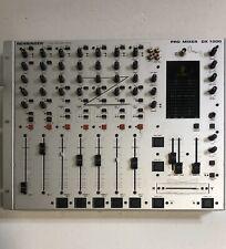 Behringer Pro Mixer DX1000 DJ Production Console