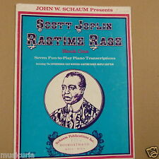 The Ragtime Bass Player  Double Bass and Piano Adolf Lotter Book Only RM018