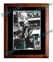 DAVID PARKIN & FITZPATRICK CARLTON FC 1982 GRAND FINAL WIN LARGE A3 PHOTO