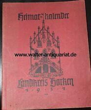 Heimat-Kalender Landkreis Borken 1951 Raesfeld Velen Rhede mit Vermisstenliste!