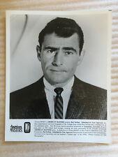 Rod Serling, Twilight Zone, American Masters, original press headshot photo