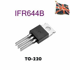 IRF644B F644B N-Channel Mosfet di potenza 250 V Fairchild TO-220 UK STOCK