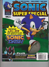 Sonic Super Special Comic Issue 10 SONIC DASH.
