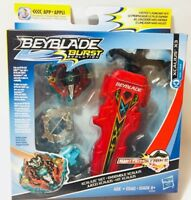 BEYBLADE BURST Evolution Deluxe SWITCHSTRIKE XCALIUS X3 SET D33/TA13 NEW Hasbro