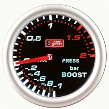 PLASMA Ladedruckanzeige Turbo Ford Focus ST RS Cosworth