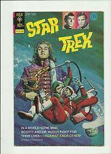 STAR TREK #20 1973  GOLD KEY SCI-FI/ TV/ MOVIE COMICS  PAINTED COVER VG