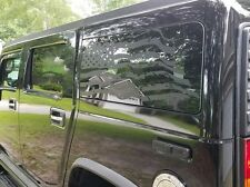 American Flag hood Decal distressed large vinyl graphic car truck trailer window