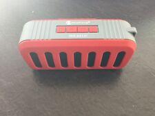 NUEVO rixing nr-2013 Altavoz Inalámbrico Bluetooth Vendedor GB Envío Rápido Rojo