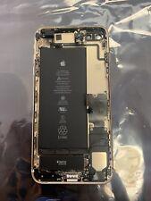 OEM original Apple iPhone 7+ plus  gold BACK HOUSING MID A
