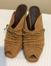 Fry Ladies Gwen Mule Shoes Size 10