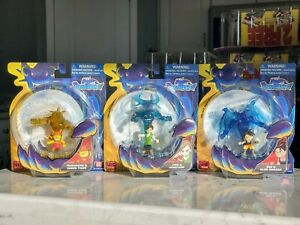 Blue Dragon Shu & Blue Dragon Jiro & Minotaur Marumaro & Saber Tiger New! Rare!