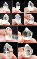 NATURAL QUARTZ POINTS CRYSTAL HEALING CRYSTAL TERMINATED REIKI