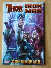 THOR IRON MAN: GOD COMPLEX TPB (2011) (NM) 1ST PRT, ABNETT & LANNING