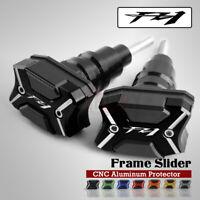Sturzpads Puig Schützer Crashpads Frame Slider Für YAMAHA FZ1 FAZER 2006-2014