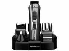 BaByliss 7425CU 10-In-1 Carbon Titanium Face & Body Grooming Kit
