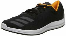 New Adidas Men's Black Running Athletic Shoes US Size 10.5