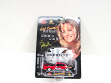 Racing Champions 69 Pontiac GTO Deana Carter Hot Country Red Black Car NIP