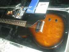 Gibson USA Les Paul Junior Sunburst 2015. New,with Kluson Tuners. P90.