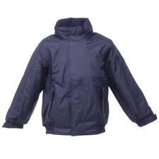 Abbigliamento blu casual per bambini dai 2 ai 16 anni pile