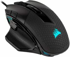 Corsair Nightsword RGB Tunable FPS/MOBA Wired Optical Gaming Mouse