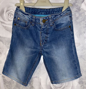 Boys Age 4-5 Years - Little Bird Denim Shorts