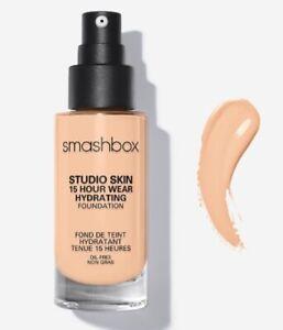 Smashbox Studio Skin 15 Hr Wear Hydrating Foundation  - # 1.15 Fair-Light 30ml