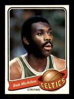 1979-80 Topps #75 Bob McAdoo NM/NM+ Celtics 402825