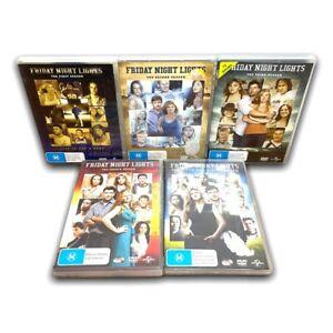 Friday Night Lights Complete Series DVD Boxset Season 1 2 3 4 5 - Region 4