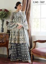 Indian Wedding Bollywood Designer Party Ethnic Wear Salwar Kameez Plazzo Suit