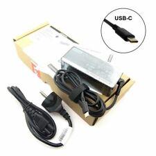 Lot 2x Boxes USB-C Original Lenovo FRU01FR024 Alim PS CA 65W 20V 3.25A SA10M1394