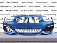 BMW 1 Serie M Sport 135i F20 F21 LCI 2015-2017 PARAURTI ANTERIORE ORIGINALE [ b911 ]