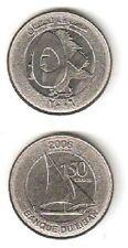 Libanon / Lebanon - 50 Pounds 2006 UNC - Schiff