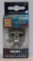 FUNKO POCKET POP KEY CHAIN MARVEL Guardians of the Galaxy Vol. 2 Rocket Raccoon